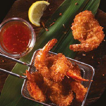 Jumbo Coconut Shrimp